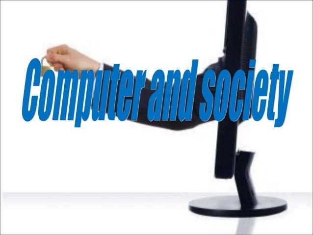 Computer and society