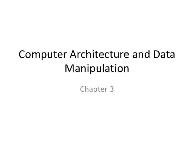 Computer arch