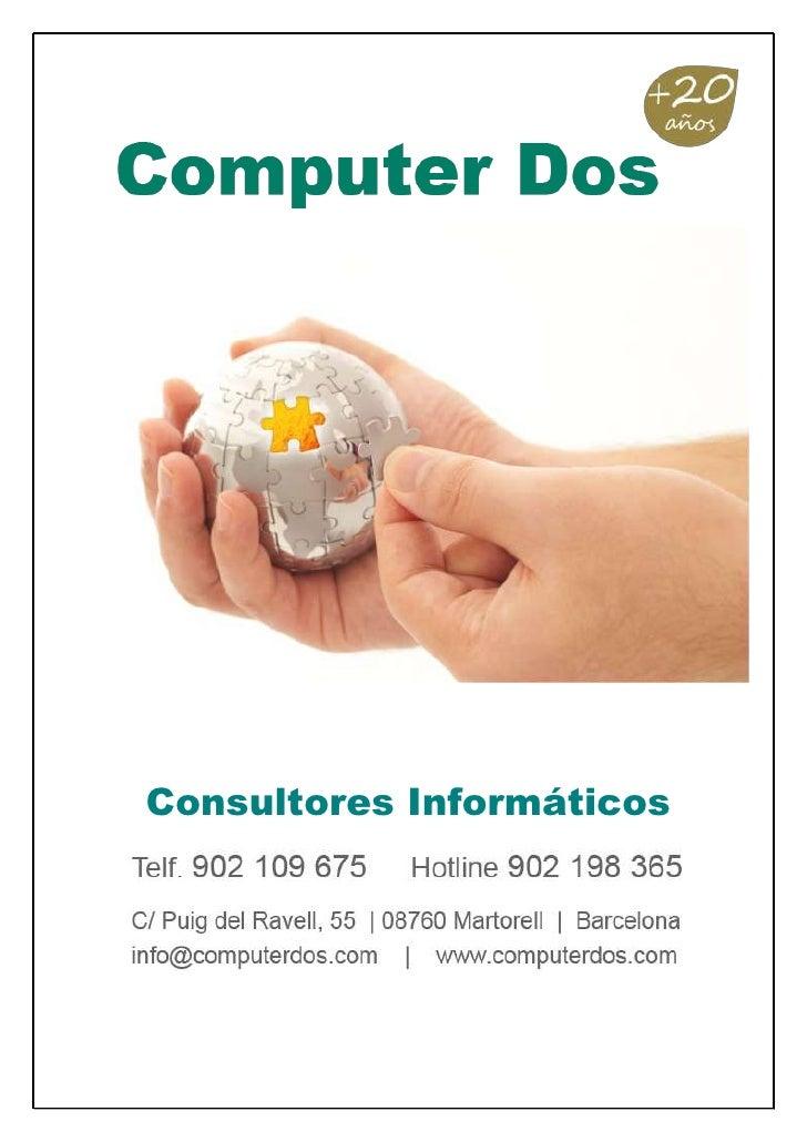 Consultores Informáticos