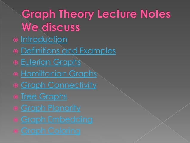 thesis on algebraic graph theory The application of linear algebra to graph theory, they arise in many practical problems algorithms, graph theory, and linear equations in laplacians 5.