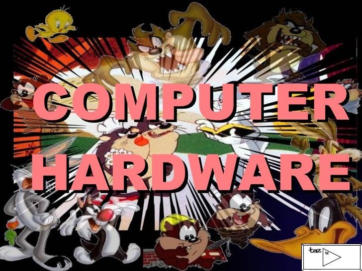 EDP hardware
