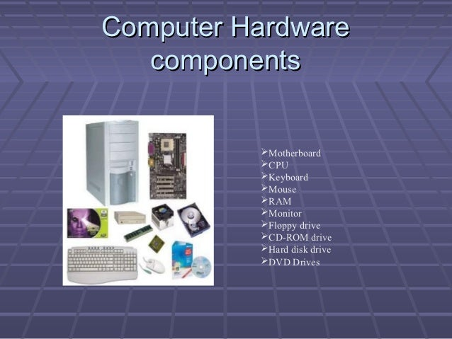 computer presentation Bte class presentation- authorstream presentation types of computers and computer hardware software a computer program that tells the computer how to.