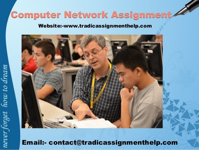 Computer Networks Assignment Help
