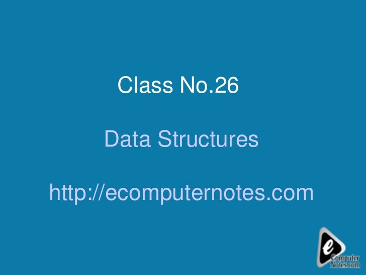 Computer notes -  Heap code in C++