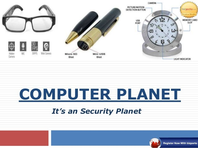 COMPUTER PLANET It's an Security Planet