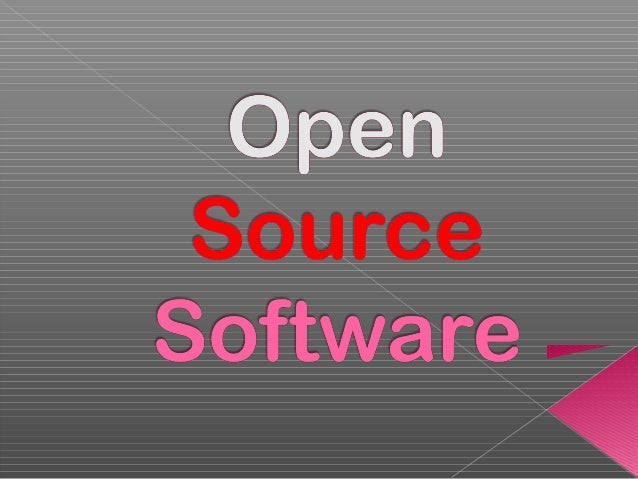    Defining Terms    ›   Software as Intellectual Property    ›   Proprietary Software    ›   Open Source Software    ›  ...