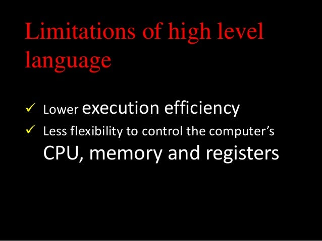 computer languages are machine independent and are called high level languages