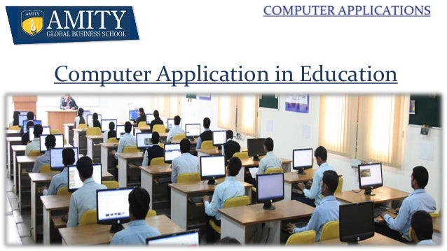 computer application in education Jobs in higher education faculty and administrative positions at colleges and universities updated daily free to job seekers.