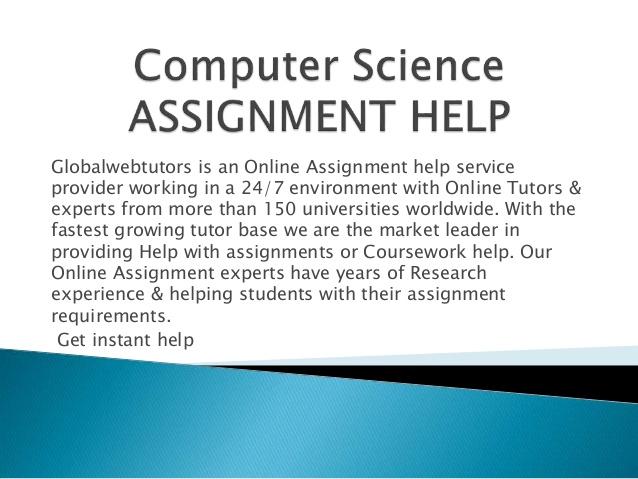 Computer Science Online Tutors and Tutoring Help | Chegg Tutors
