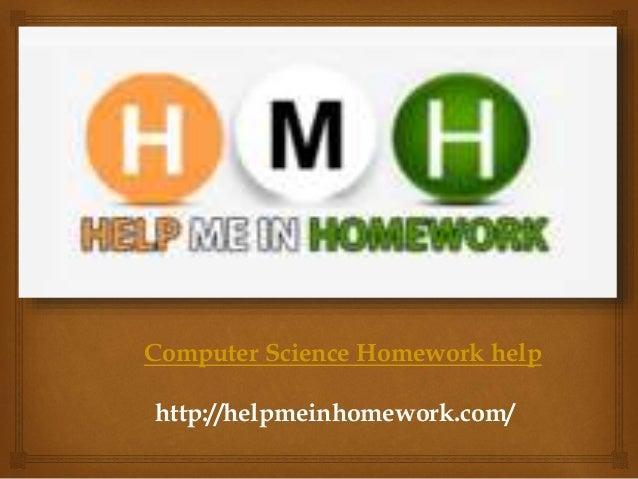 Homework help with science