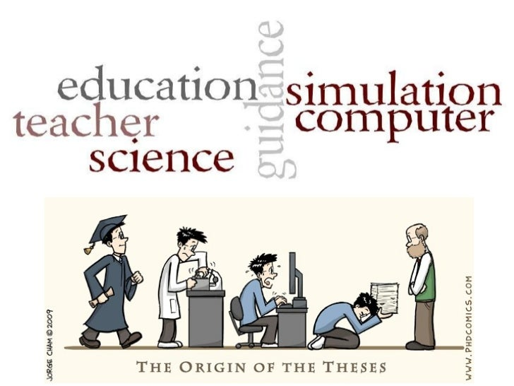 Computer simulations in science education