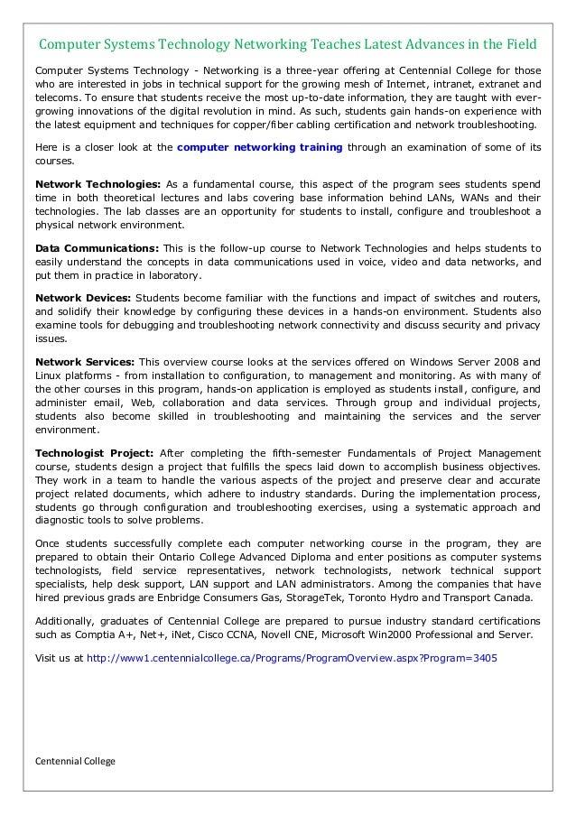 Computing dissertation structure