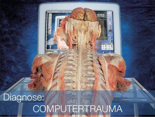 massagetherapie.at  Diagnose:  COMPUTERTRAUMA