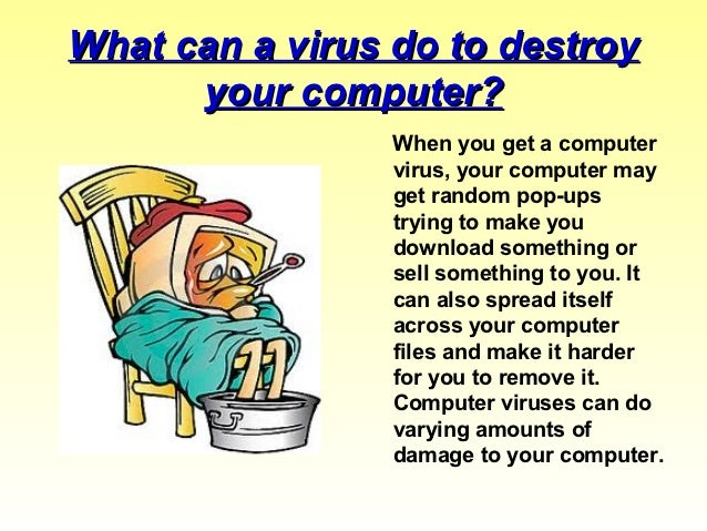 how to clear your computer of viruses