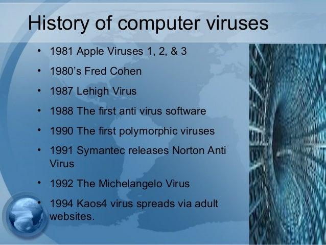an essay on computer viruses and antivirus