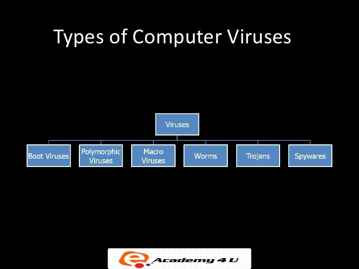 an analysis of the characteristics and types of computer viruses