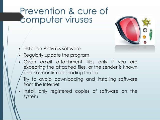 how to prevent you computer from being infected with a virus If your computer gets infected with malicious you prevent an attacker or virus from being able to access your computer and perform tasks such as locating.