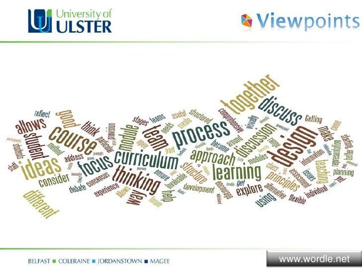 Course Level Revalidation workshop, School of Computing and Mathematics, 20/06/11