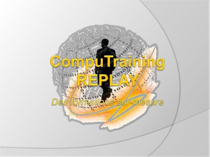 Commerciale• Chute des ventes de formationsVisibilité• Manque d'impact lors des entretiens commerciauxContinuité• Manque d...