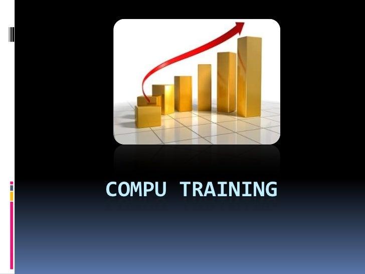 Compu training informatique