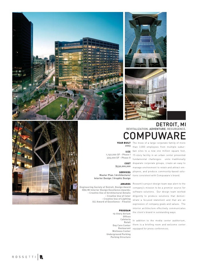 Compuware Exterior