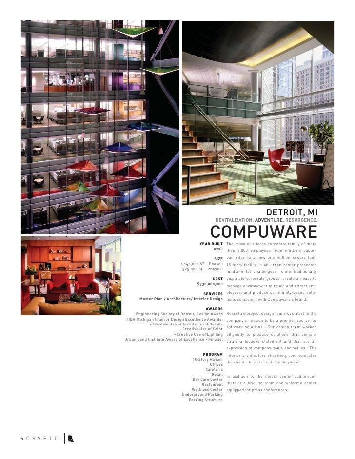 Compuware - Interior Views