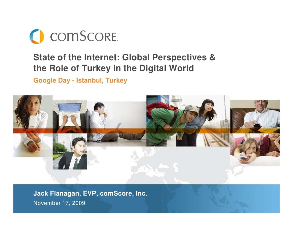 State of the Internet: Global Perspectives & the Role of Turkey in the Digital World Google Day - Istanbul, Turkey     Jac...