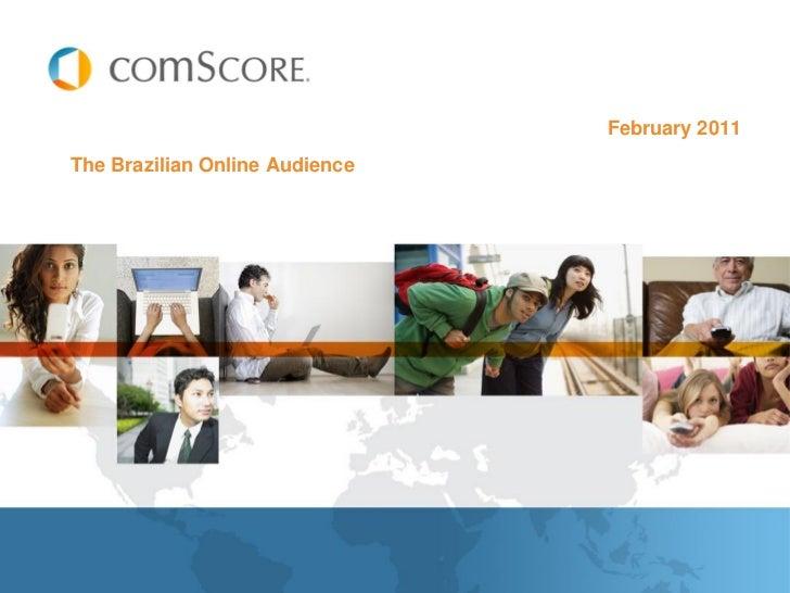 Estado da Internet no Brasil - ComScore