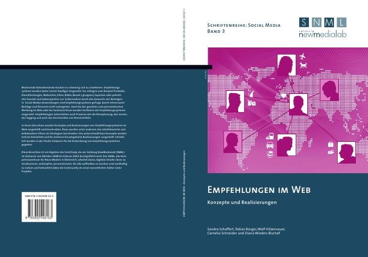 Schriftenreihe: Social media            band 3                                                                           ...