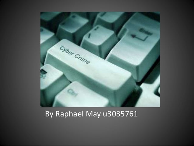cyber crime (communication technology and change)