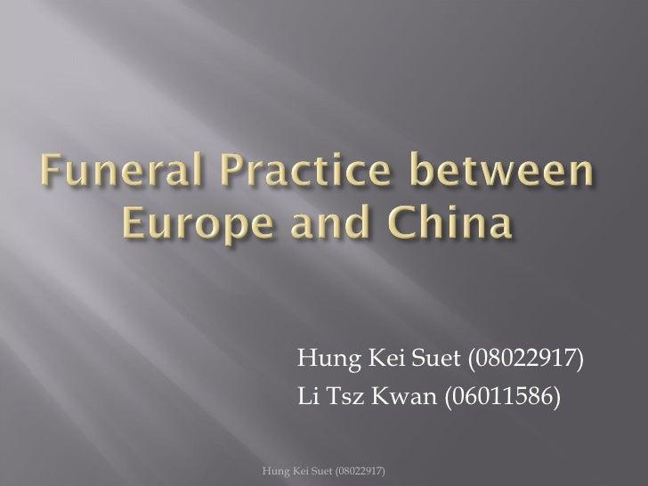 <ul><li>Hung Kei Suet (08022917) </li></ul><ul><li>Li Tsz Kwan (06011586) </li></ul>Hung Kei Suet (08022917)