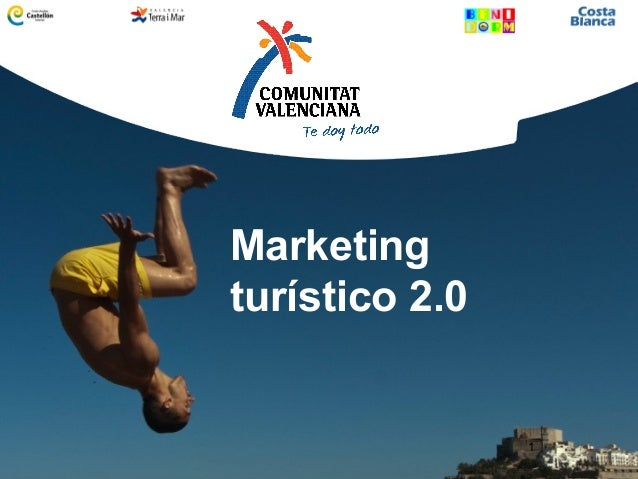 Comunica 2.0 marketing turístico
