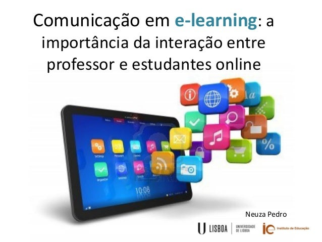 Comunicacao online: guidelines para professores e tutores