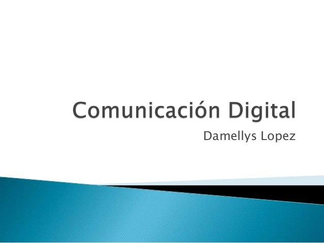 Damellys Lopez