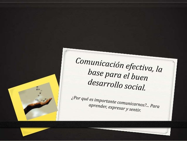 . INTRODUCCION…………………………………………. 2 1. ¿Qué es la comunicación? …………………………2 1.1 ¿Por qué es importante la comunicación?........