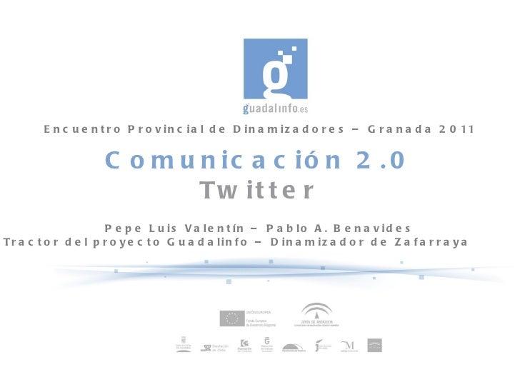 Comunicacion 2.0