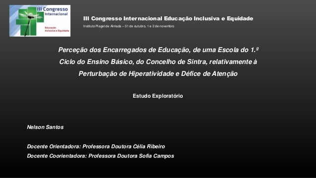 Comunicação iii congresso