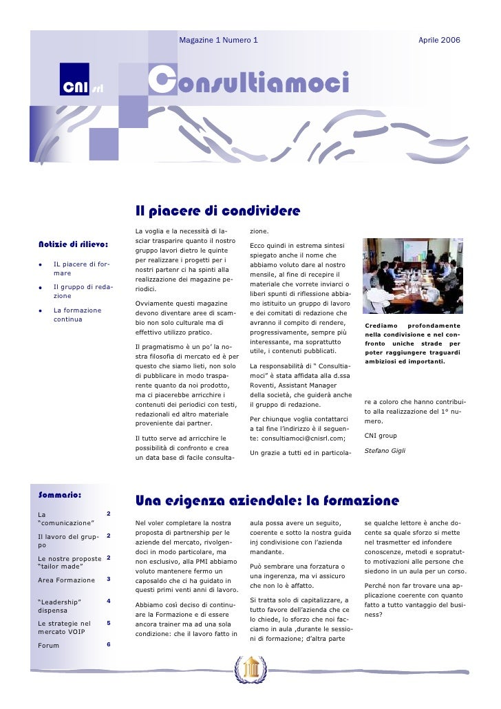 Magazine nr 01_2006