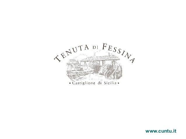 Comunicazione tenuta di fessina _ presentazione e attività bis