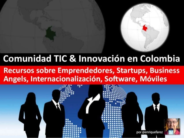 Comunidad TIC e Innovación en Colombia