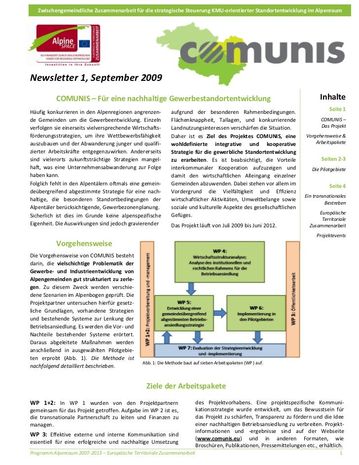 ZwischengemeindlicheZusammenarbeitfürdiestrategischeSteuerungKMU‐orientierterStandortentwicklungimAlpenraumN...