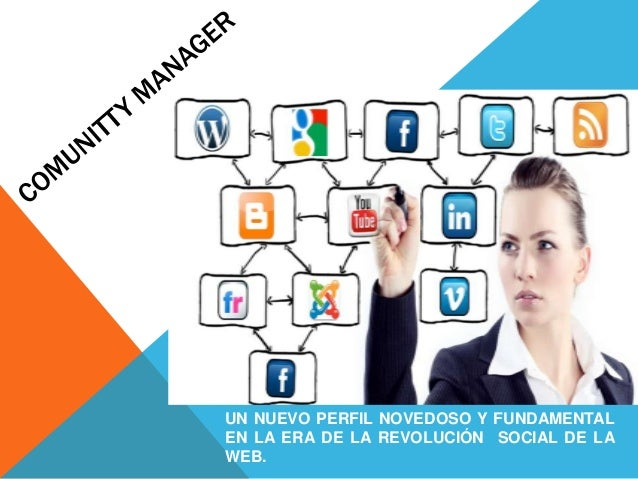 Comunitty manager