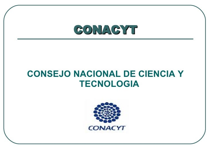 Conacyt Exposicion