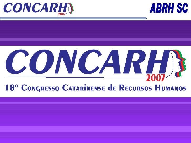 Concarh FóRmula Do Sucesso