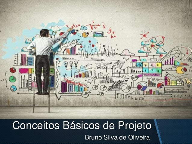 Conceitos Básicos de Projeto Bruno Silva de Oliveira