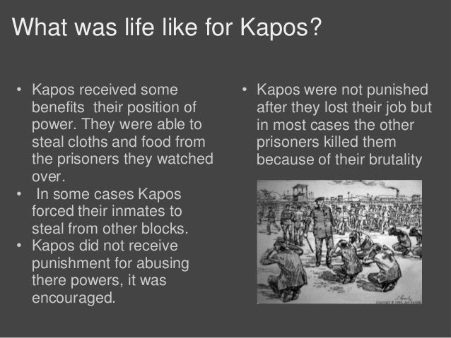 were concentration camps as brutal as The jewish prisoners were fed three times a day in the concentration camps,   conditions, or place or situation characterized by extremely harsh conditions.