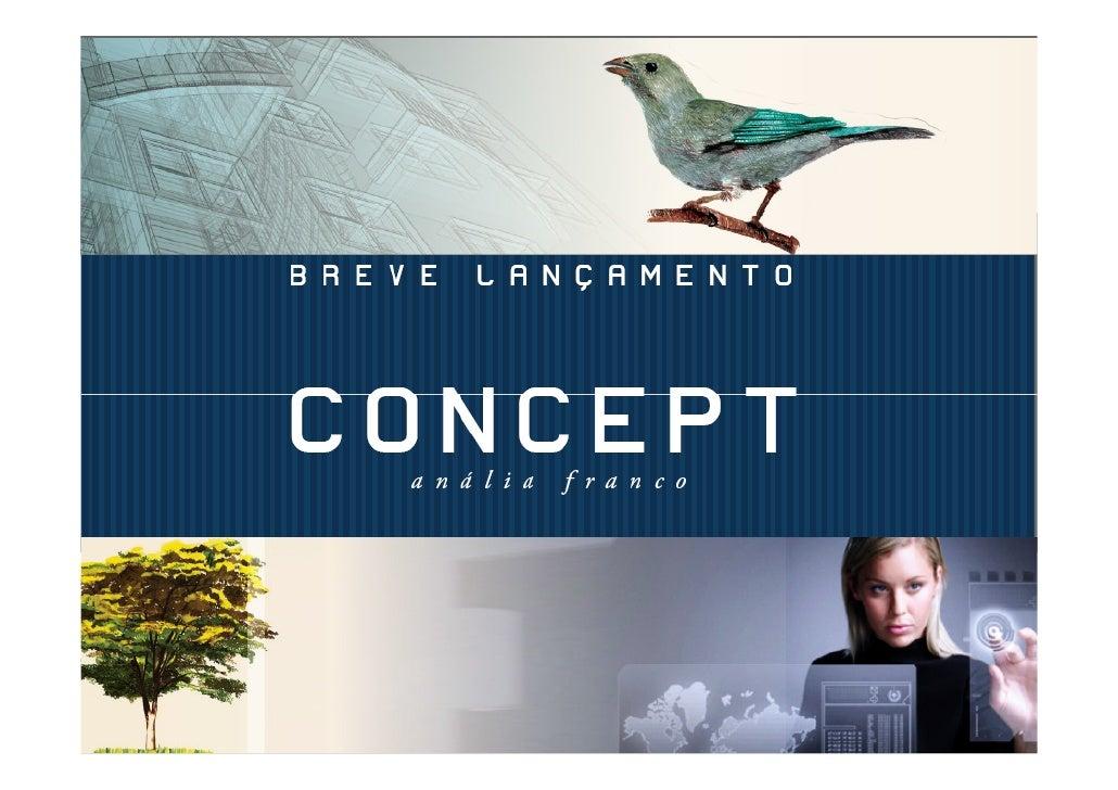 Concept Anália Franco