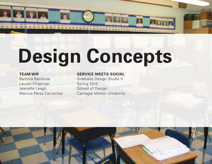 Concept Presentation