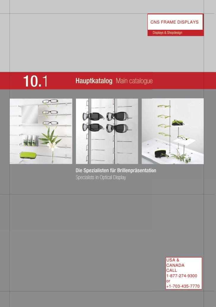 Latest Frame Displays Catalog 2011