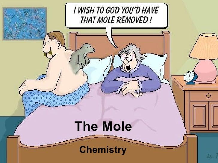 The Mole Chemistry
